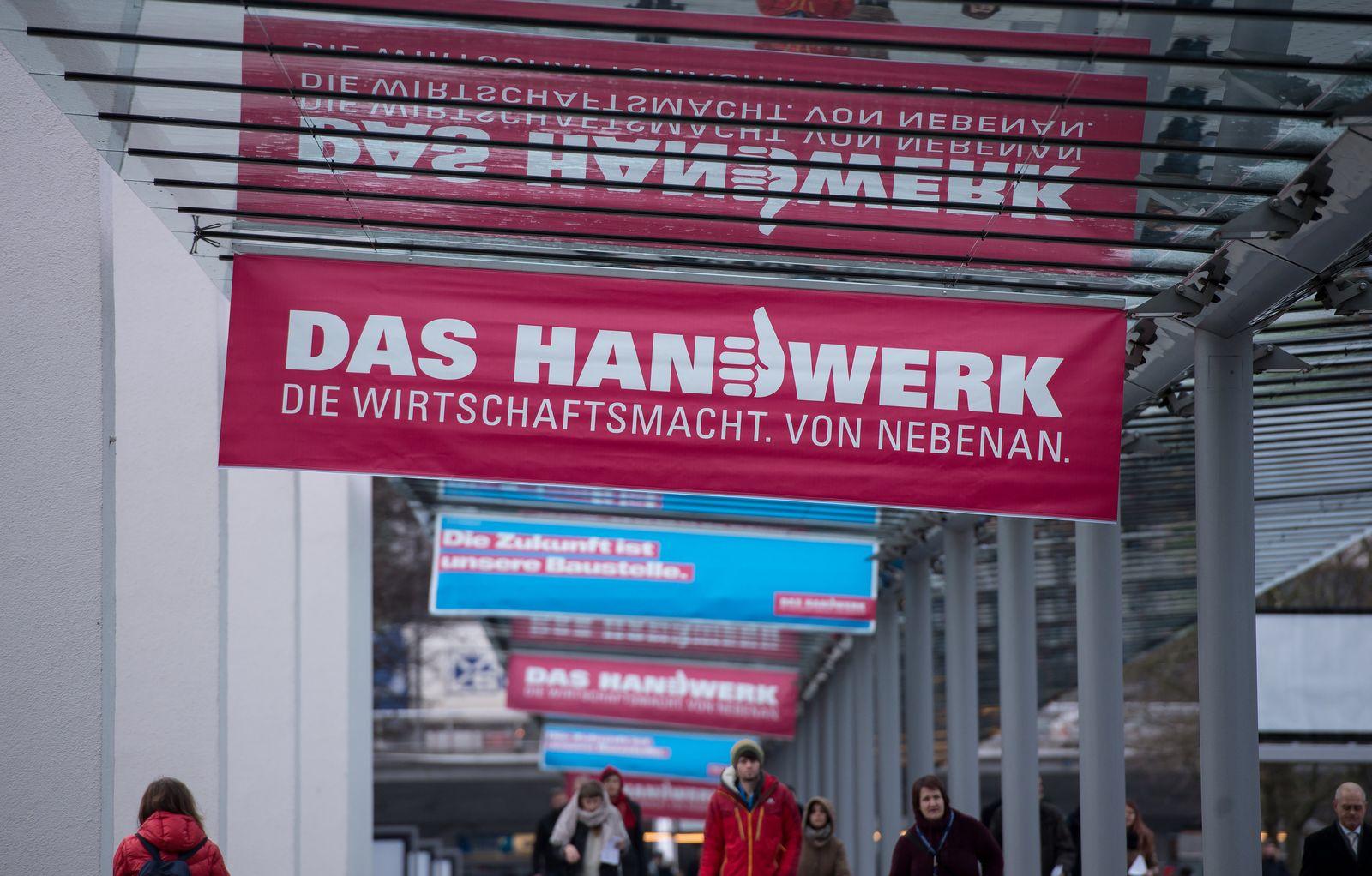 Handwerksmesse IHM München