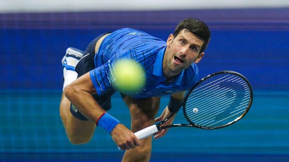 Weltranglistenerster Djokovic bei den US Open 2019: Wird er unter den außergewöhnlichen Umständen auch in diesem Jahr nach New York reisen?