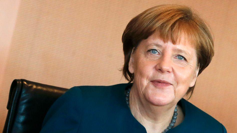 Kanzlerin Merkel: Aus der Abhängigkeit befreit - sie macht Politik wie eine Unternehmerin