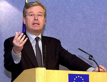 Nicht-Beweisbares soll verschwinden: EU-Verbraucherkommissar Byrne