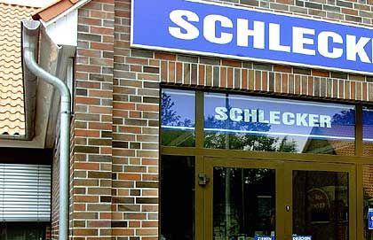 Schlecker-Markt: Allein 8000 Filialen gibt es in Deutschland