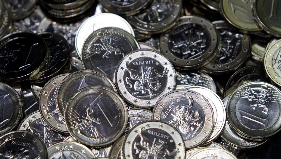 Harte Währung: Der Euro hat gegenüber dem Dollar zuletzt deutlich zugelegt