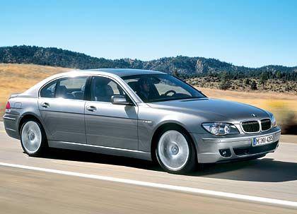 Zweiter Anlauf ohne Problemzonen: Der 7er von BMW