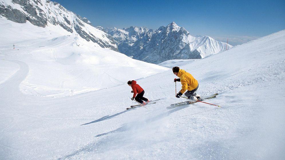 Garmisch-Partenkirchen: Neue Attraktionen für Wintersportler