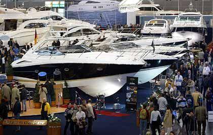 Boot 2003 Ausstellung