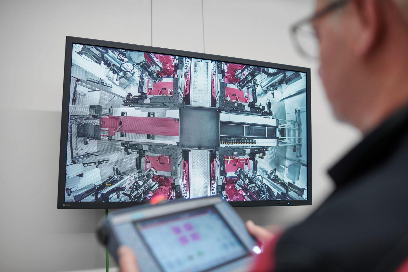 Rittal / Smart Factory / Industrie 4.0