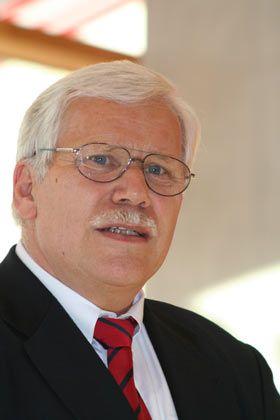Hanseat alter Schule: Der Reederchef und VDR-Präsident Leonhardt