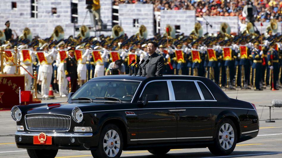Chinas President Xi Jinping: Er hat der Korruption den Kampf angesagt und weitet diesen zusehends auch auf die Privatwirtschaft aus