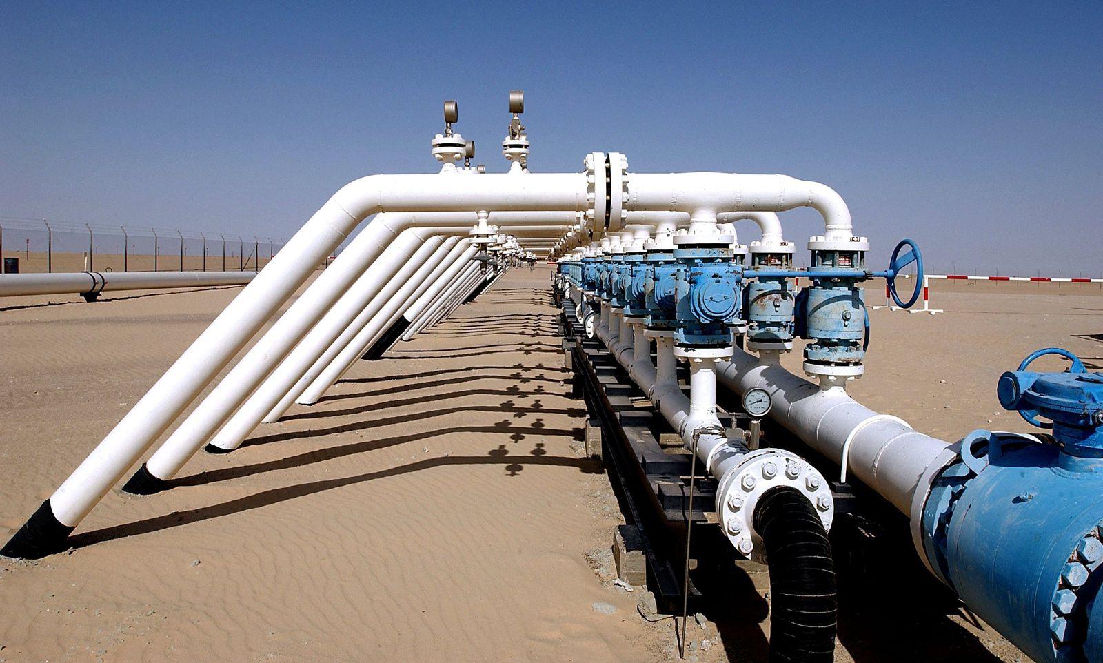 Gewalt in Libyen treibt Ölpreise / Öl / Wintershall