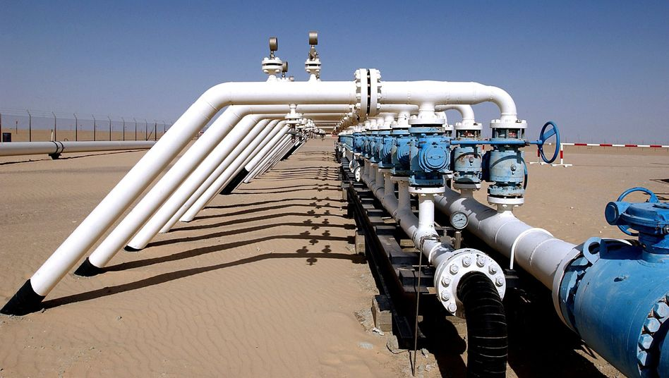 Öl aus Libyen: Der Staat zählt keineswegs zu den größten Öl-Lieferanten. Dennoch die Märkte nervös