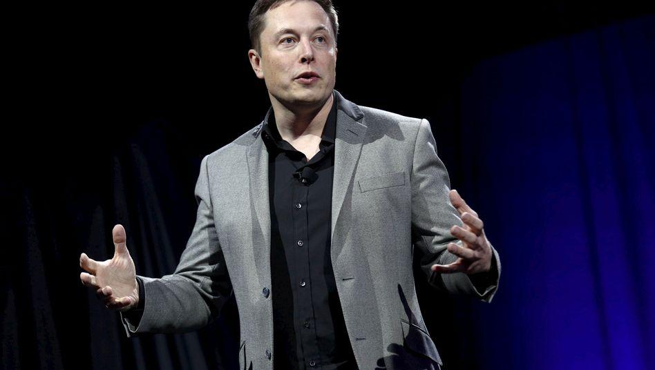 """""""Dieses Quartal war ein wichtiger Schritt in Richtung dauerhafte Profitabilität und ich bin unglaublich aufgeregt, was vor mir liegt."""", erklärte Elon Musk in einer Telefonkonferenz in der Nacht"""