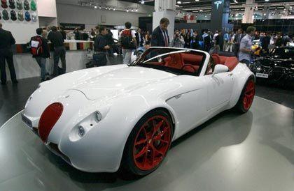 Wiesmann Roadster MF5: Beim offenen Zweisitzer der Dülmener Manufaktur geht es mehr um Stil, als um zur Schau getragene Leistung+