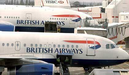 British Airways: Kein Einstieg in Spanien