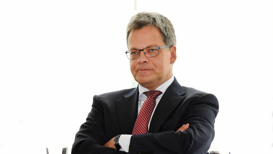 """Commerzbank-Chef Manfred Knof: """"Jeder Schritt, den wir nach vorne machen, zählt"""""""