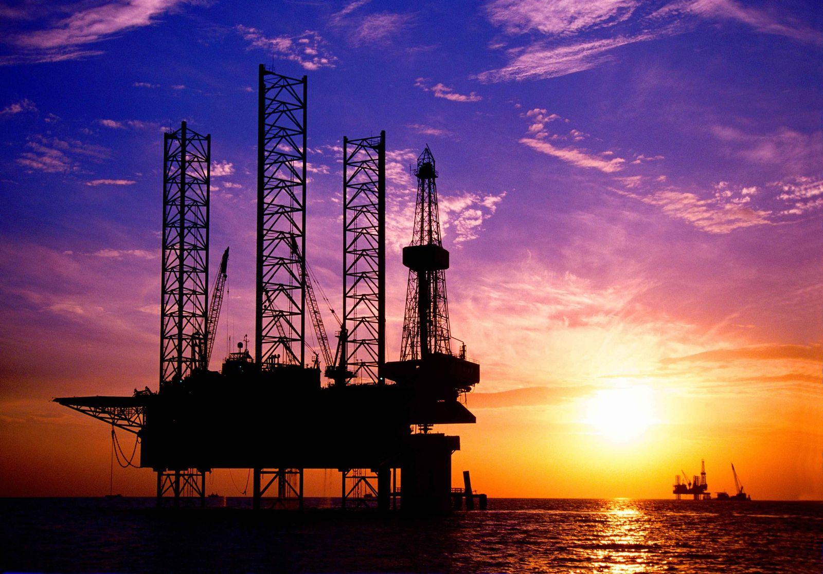 CNOOC / China / Öl / Ölplattform / Ölbohrung