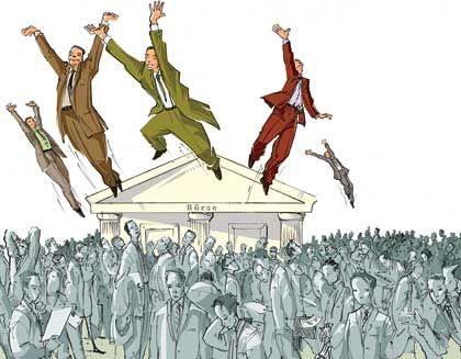 Fondsmanager: Die Topleute analysieren kühl, laufen niemals der Herde hinterher und halten an ihrer Strategie auch bei gelegentlichen Rückschlägen eisern fest.