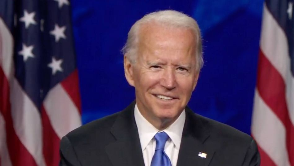 "Präsidentschaftskandidat Joe Biden: ""Trump hat Amerika nicht beschützt"""