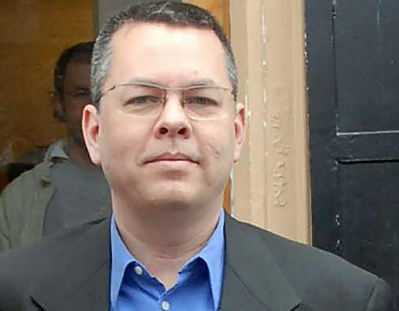 Andrew Brunson