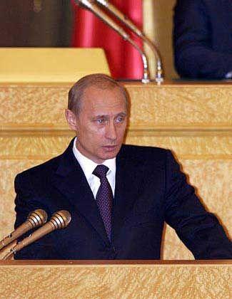 """""""Es wird keine Treffen und keine Verhandlungen geben"""" Wladimir Putin"""