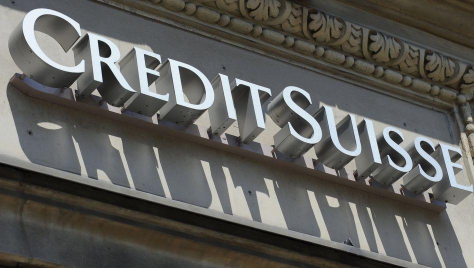 Credit Suisse: Der Gewinn blieb mit 1,5 Milliarden Franken stabil
