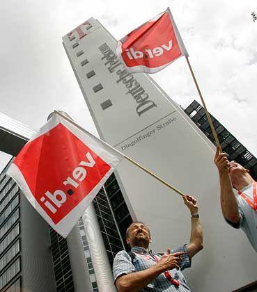 Geringe Streikfolgen: Deutsche Telekom gewinnt Machtprobe mit der Gewerkschaft Verdi