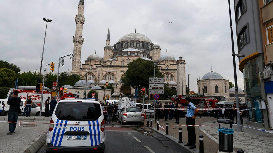 Istanbul: Erneuter Bombenanschlag in der türkischen Metropole