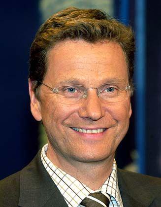 """""""Exzellenter Verbündeter"""": FDP-Chef Westerwelle"""