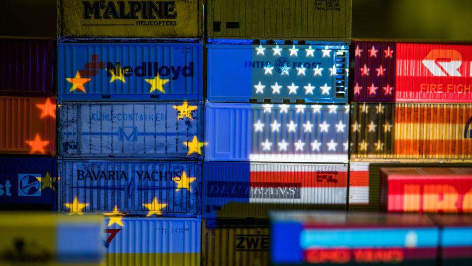 Brüssel warnt Donald Trump vor Strafzöllen aus Europa