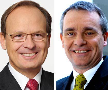Neue Chefs für die Autosparte: Pleus und Indlekofer