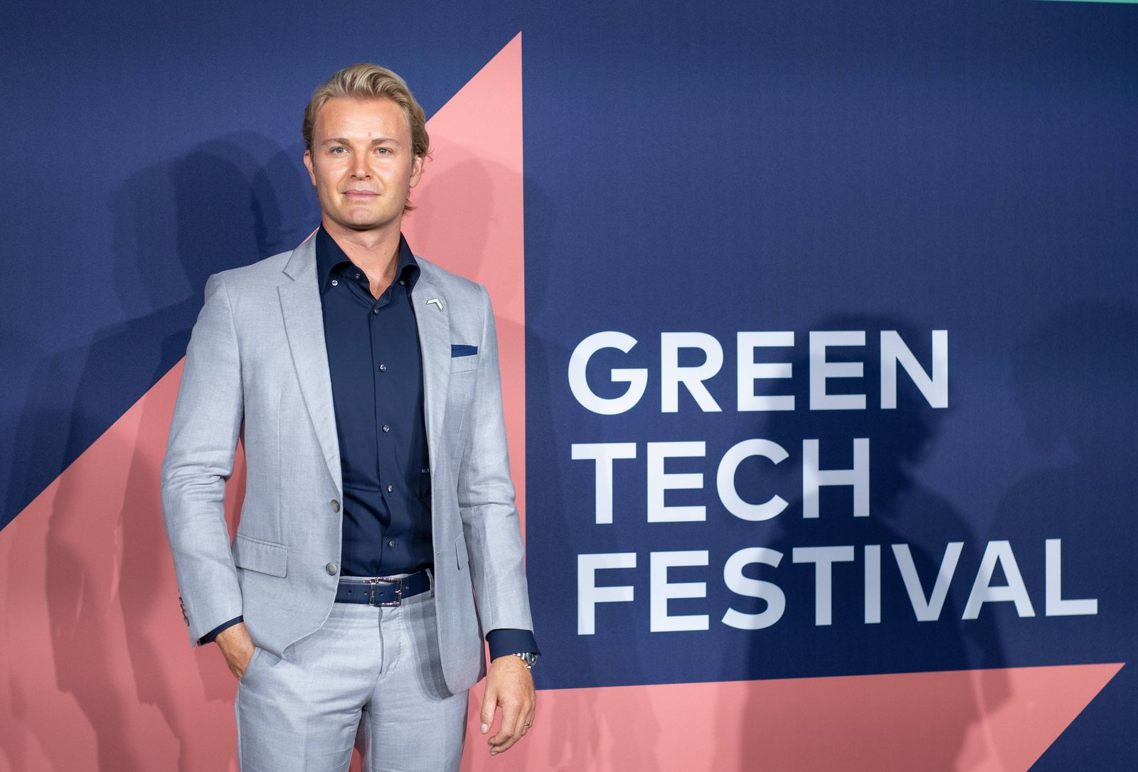 Green is Great 16.09.2020 Green Tech Festival Nico Rosberg Only for Editorial use *** Green is Great 16 09 2020 Green Te