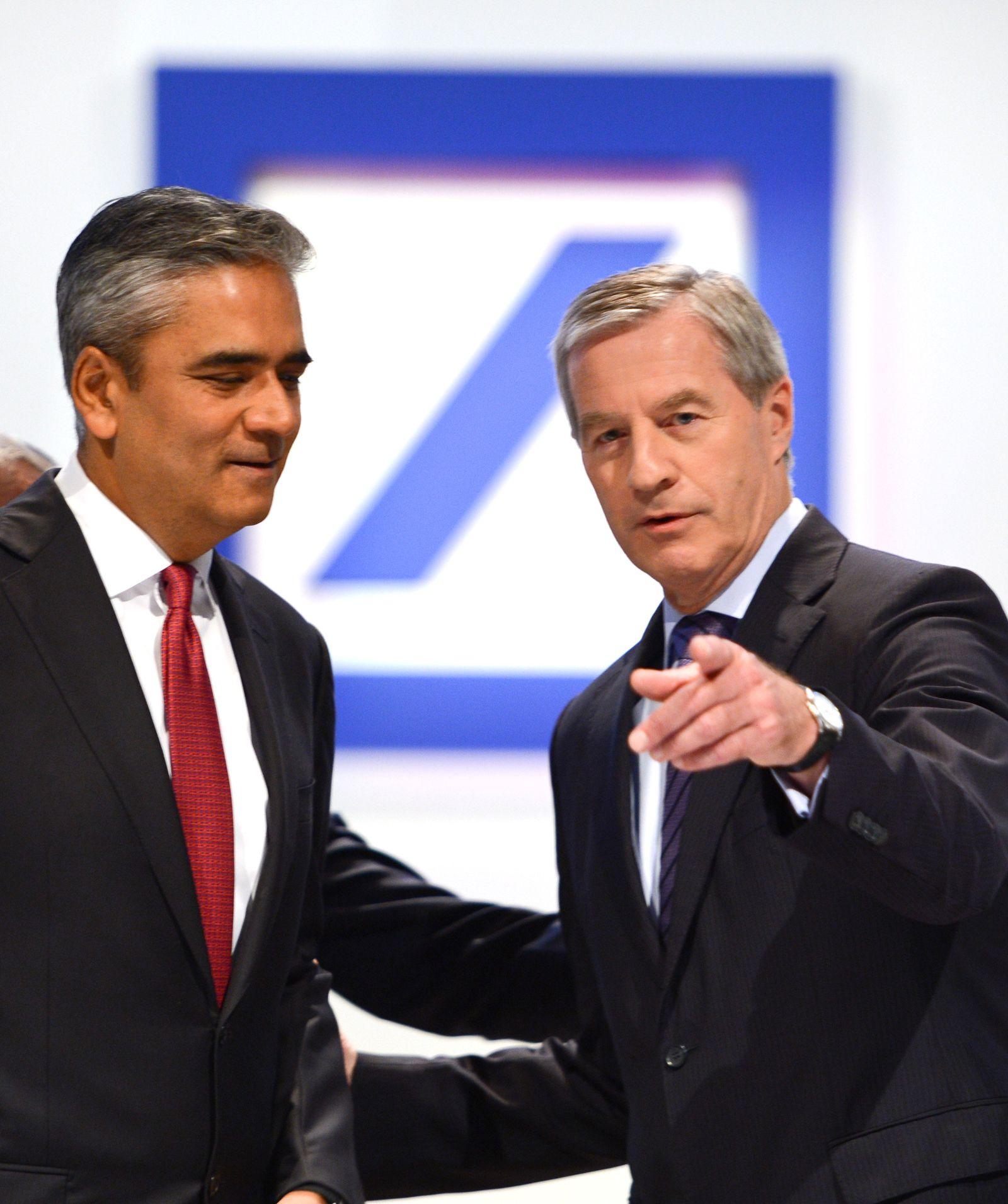 Jain / Fitschen / Deutsche Bank HV