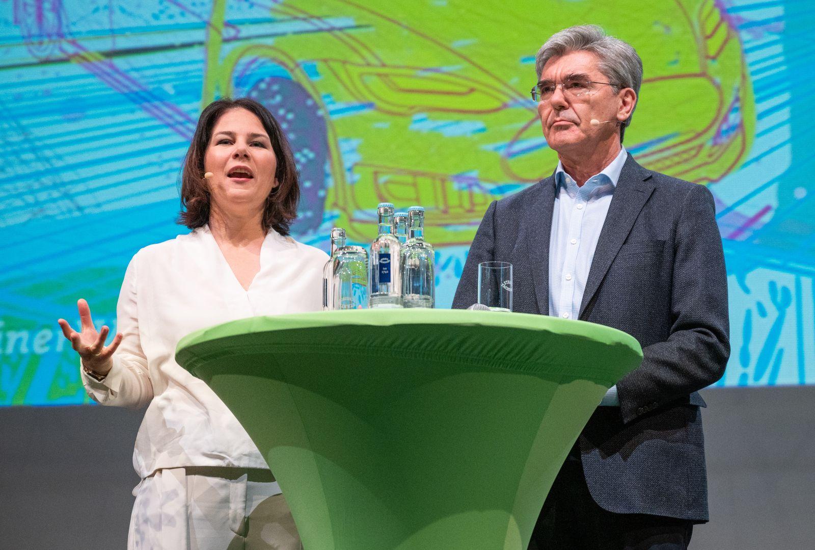 Wirtschaftskongress der Grünen