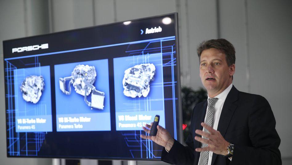 Künftiger Volkswagen-Strategiechef: Porsche-Manager Gernot Döllner