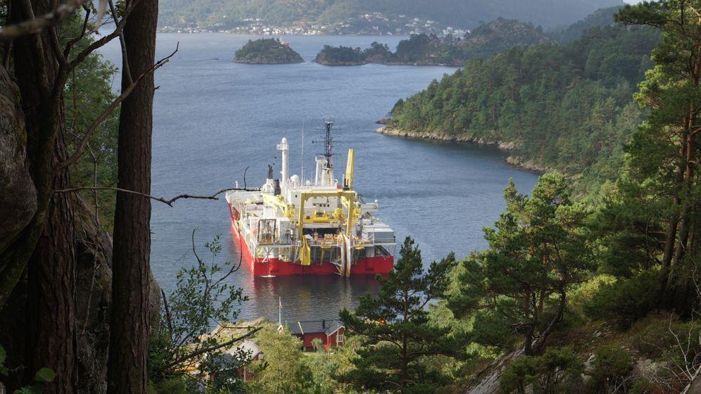 Nordlink Stromkabel: Deutschland zapft Norwegen an