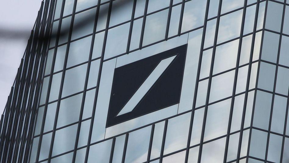 Deutsche Bank: Kurssturz geht weiter