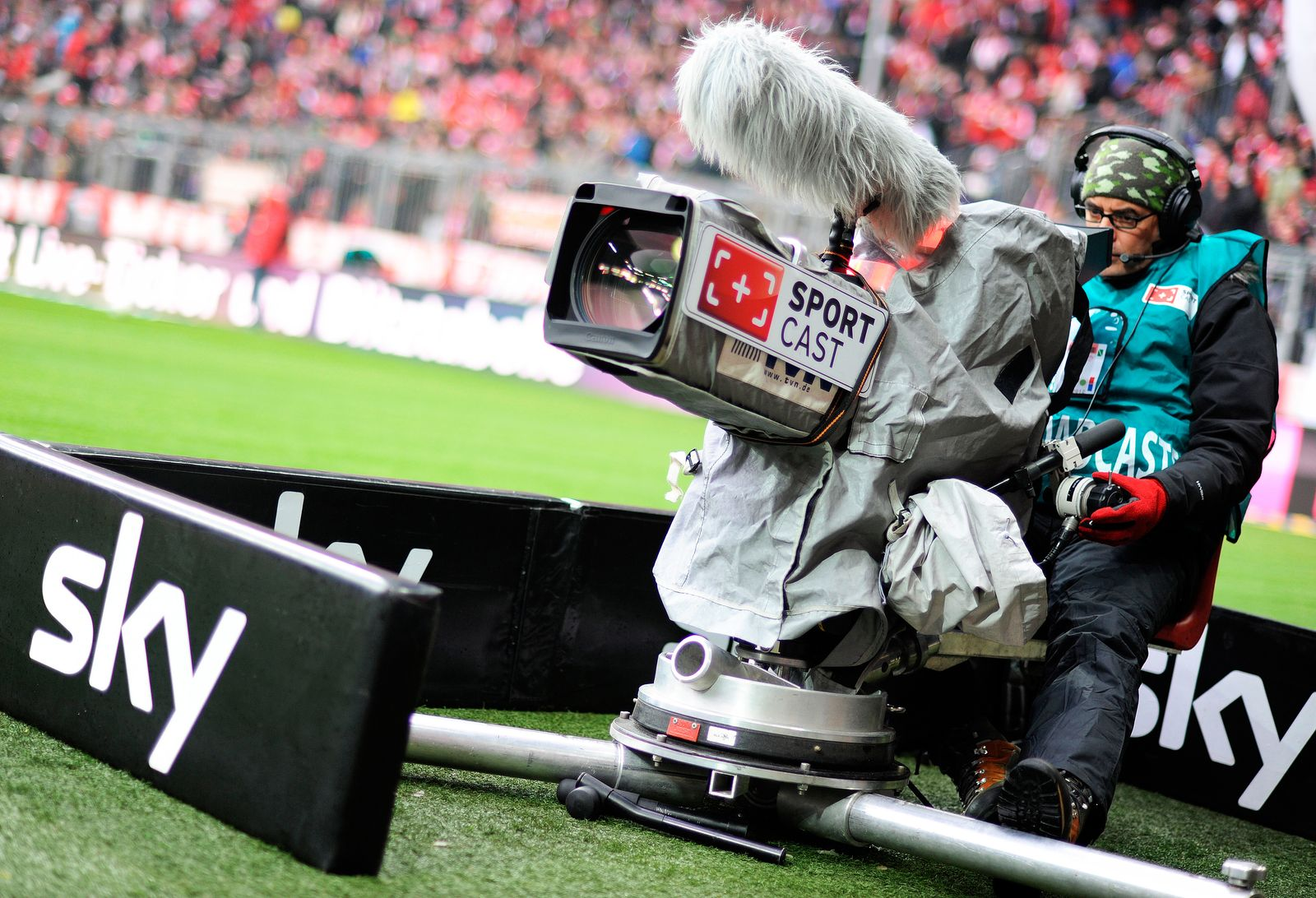 SKY / TV-Bundesligarechte