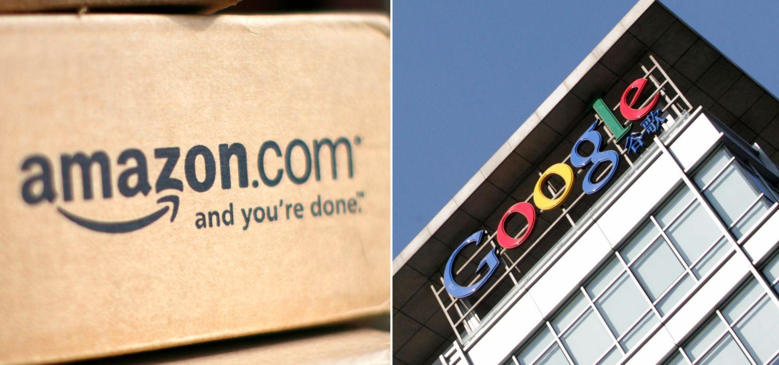 KOMBO Amazon / Google