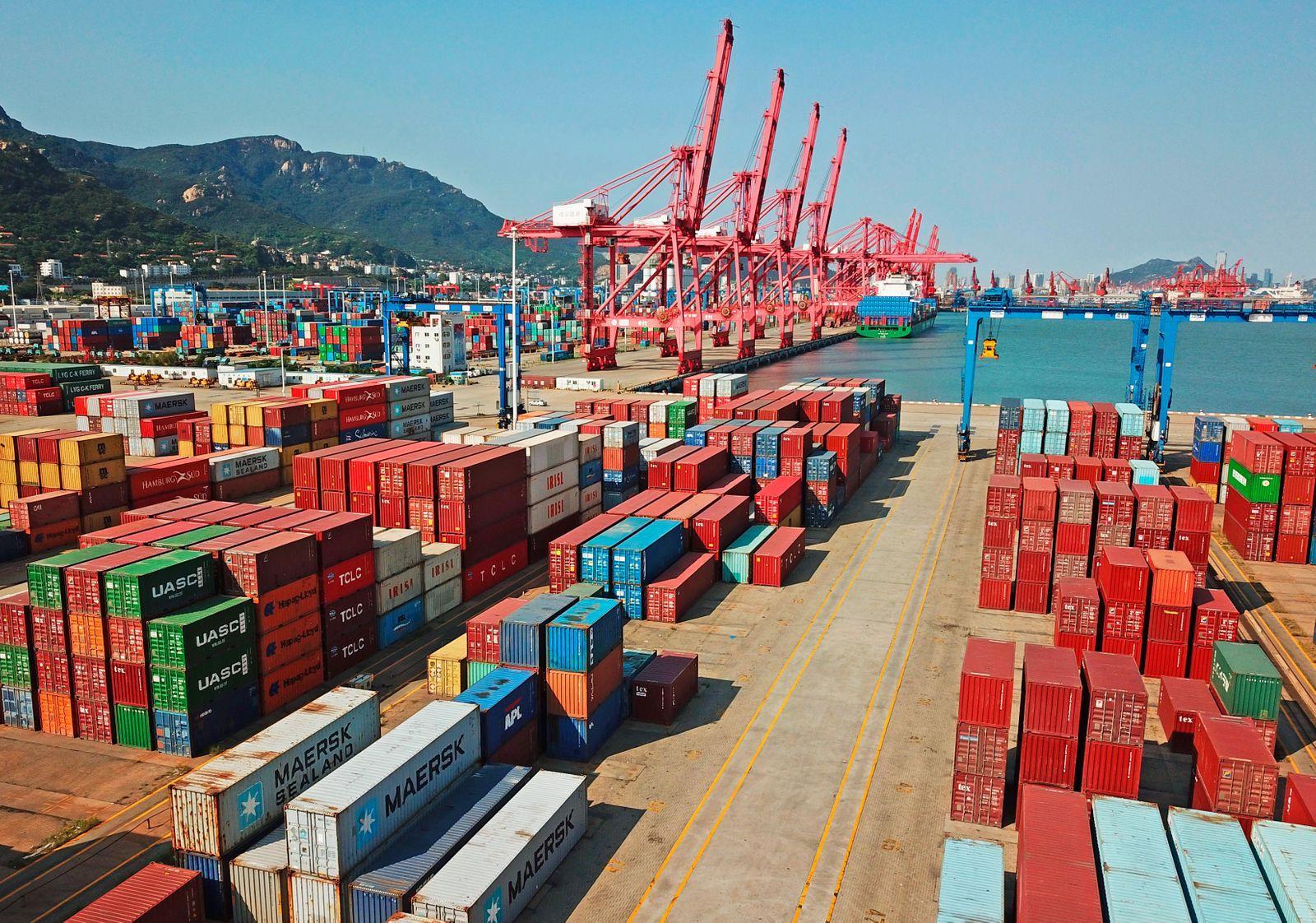China / USA / Konjunktur / Handel / Export / Import /