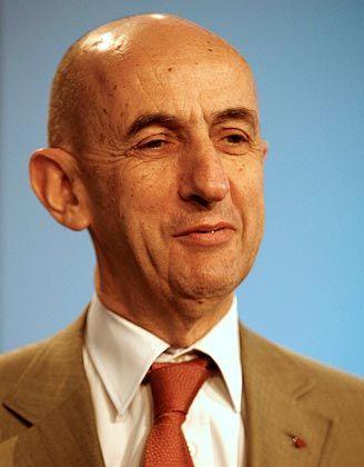 Entscheidung gefällt: EADS-Chef Louis Gallois