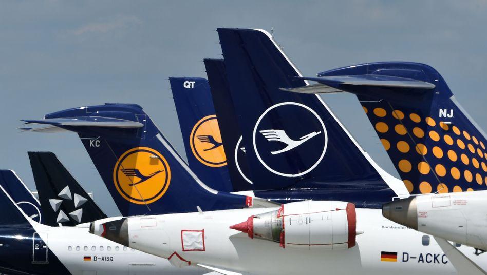 Lufthansa: Der Steuerzahler sorgt für frisches Geld