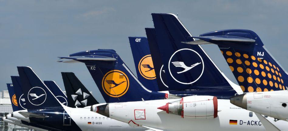 Lufthansa: Brüssel besteht auf Abgabe von 12 Maschinen samt Start- und Landerechten