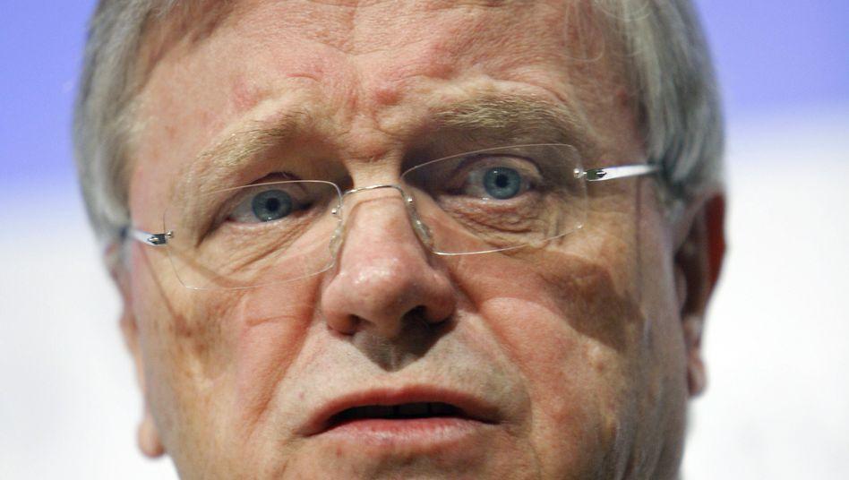Werner Wenning: Der ehemalige Bayer-Chef löst Manfred Schneider im Aufsichtsrat ab