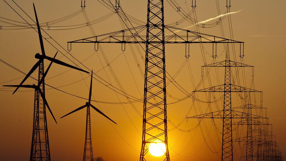 Rheinabwärts: Deutschland exportiert mehr Strom - größter Abnehmer sind die Niederlande