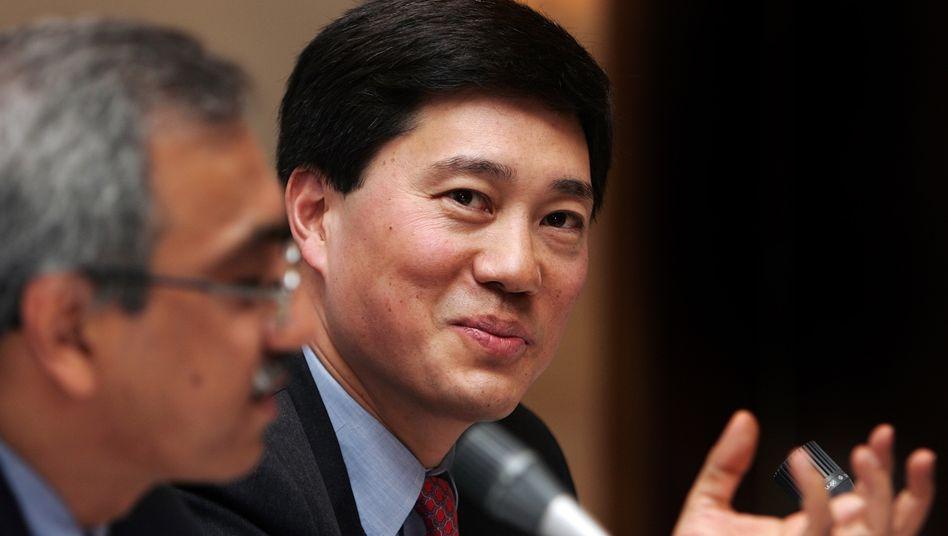 Der neue Uber-Finanzchef Neldon Chai