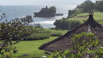 Donald Trump plant Mega-Hotel auf Inselparadies Bali