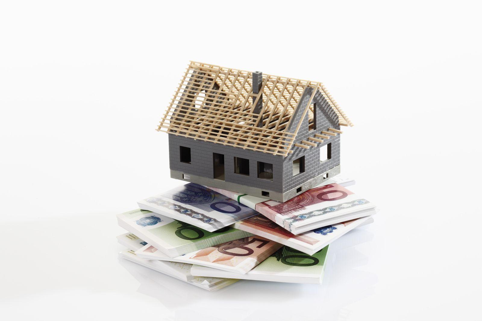 NICHT MEHR VERWENDEN! - SYMBOL Hausbau / Finanzierung