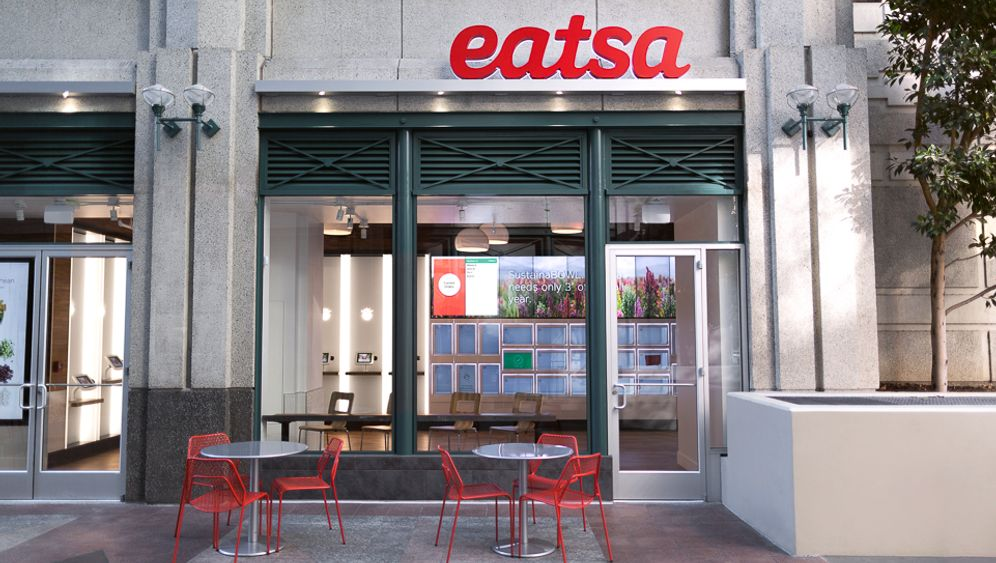Eatsa: Hightech trifft Fastfood