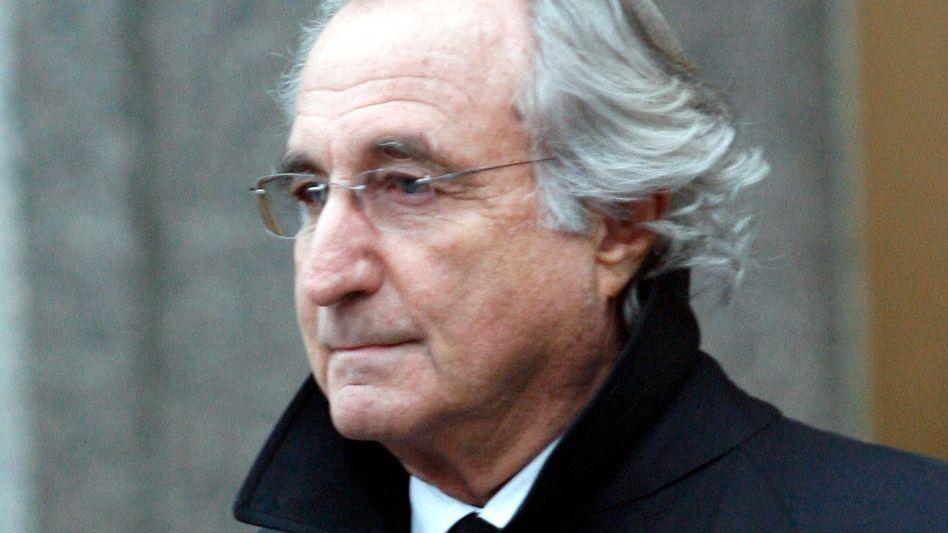 Bernard Madoff (Aufnahme von 2009): Neue Details zum Milliardenbetrug
