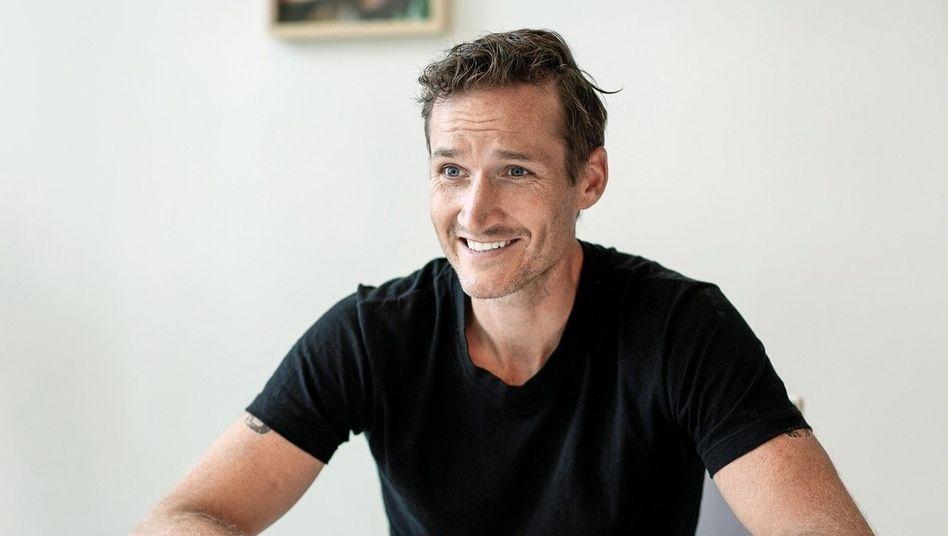 Lieferlustig: Delivery-Hero-Chef Niklas Östberg