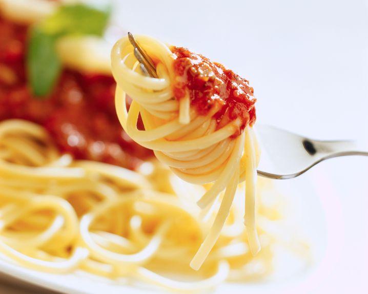 Der italienische Klassiker schmeckt zwar lecker, kann aber für ein Nachmittagstief sorgen
